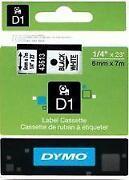 Dymo Tape 6mm