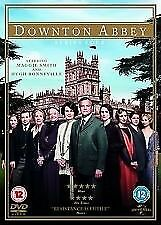 4x disc box set of Downton Abbey series two