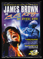 James Brown And B.B. King: One Night Special DVD