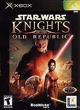 STAR WARS KNIGHTS (OF THE OLD REPUBLIC)