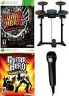 Xbox 360 Wireless Guitar Hero World Tour Guitar