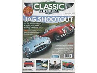 CLASSIC AND SPORTSCAR MAGAZINE. YEARS!