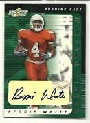 Reggie White Autograph