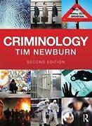 Criminology Tim Newburn