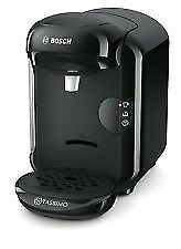 Tassimo Vivy black coffee machine