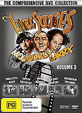 THE THREE STOOGES - VOLUME 3 - THE COMPREHENSIVE DVD COLLECTION, R-4, NEW