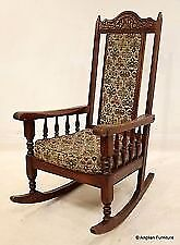 Old Charm Rocking Chair