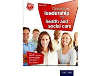 Course Book for QCF Level 5 Diploma Health and Social care