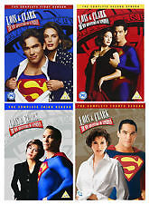 LOIS & CLARK – THE COMPLETE SERIES – 4 BOX SETS – TV SERIES DVDs