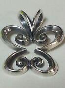 James Avery Butterfly Pendant