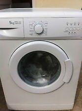 Beko WM5100 5kg 1000 Spin White AA Rated Washing Machine 1 YEAR GUARANTEE FREE FITTING