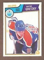1983-84 O-Pee-Chee Hockey Cards Set 373/396 No Doubles EX $60