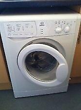 11 Indesit WIB111 1100 Spin White Washing Machine 1 YEAR GUARANTEE FREE DEL N FIT