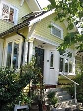 Charming Furnished Apartment in Kitsilano Character Home #344