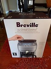 Brand New Breville BDC650BSS The Grind Control Drip CoffeeMaker