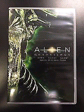 Alien 4 dvd collection $4