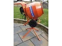 Belle 240v cement mixer NEAR NEW!!