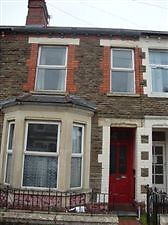 FANTASTIC 4 BED STUDENT HOUSE ON DIANA STREET ROATH, ONLY £300 P/P PCM, AVAIL FROM JULY 2017