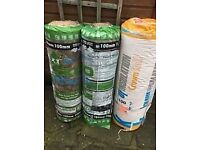 Loft insulation Rolls Needed