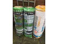 Loft insulation Rolls Needed