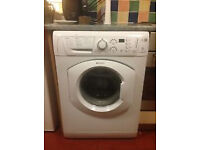 Hotpoint WMF760 7kg 1600 Spin White LCD Display Washing Machine 1 YEAR GUARANTEE FREE FITTING