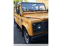Looking for a Landrover Defender 90 or 110