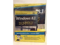 windows 8.1 book and Dvd