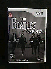The Beatles Rockband Nintendo Wii