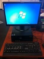 ThinkCentre Desktop PC - 2.87GHz CPU, 4GB DDR3, 250GB HDD