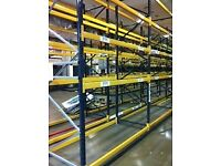 HEAVY DUTY PALLET RACKING BAY Shelving - Industrial Warehouse