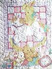 Cross Stitch Crib Quilt