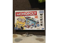 Monopoly Despicable Me Board Game from Hasbro Gaming