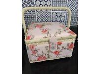 Kirstie Allsop sewing basket