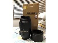 Nikon AF-S 55-300mm f/4.5-5.6 G VR DX