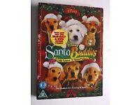 DISNEY SNOW BUDDIES, THE LEGEND OF SANTA PAWS DVD