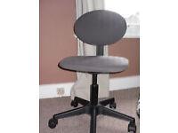 Ikea small swivel chair