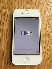 Iphone 4 (unlocked)