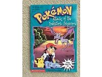 Collection of Pokemon books