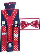 Baby Boy Suspenders