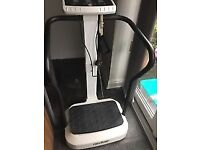 Reviber Plus Vibration Plate 9 Months old *Hardly used* RRP £240.00. COLLECTION IN E12