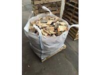 1 bag of free firewood. Log burner fuel wood off cuts