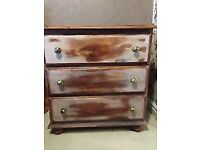 Chest drawers soli pine