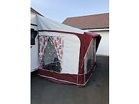 Brand new Bradcot portico caravan awning