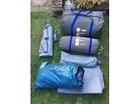 Trailer & Fully Equipped Camping Equipment & Accessories