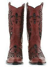 Womens Red Boots | eBay
