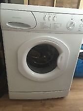11 Hotpoint FEW12 6kg 1200 Spin White Washing Machine 1 YEAR GUARANTEE FREE DEL N FIT