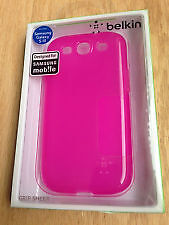 Belkin Grip Max Case / Cover for Samsung Galaxy S3 / S III