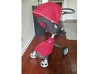 Stokke Xplory Stroller (Red)