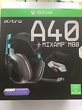 Astro A40 with Mixamp
