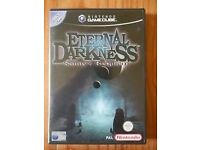 Eternal Darkness for the Gamecube, Wii Nintendo Good condition